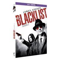 Générique - The Blacklist Saison 3 Dvd