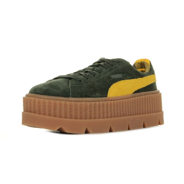 Cleated Suede Pas Vente Creeper Rihanna Cher Puma Achat SMpVLqUzG