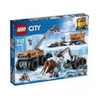 Lego - City - La base arctique d'exploration mobile - 60195