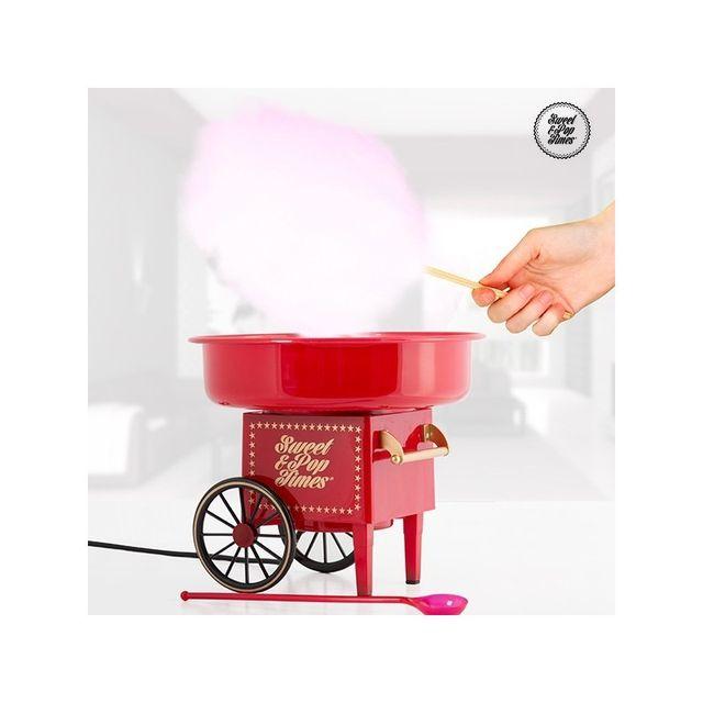 Appetitissime - Machine à Barbe à Papa Sweet & Pop
