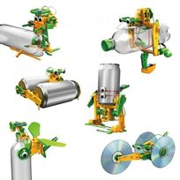 Powerplus - Kit jouet solaire Recyclage