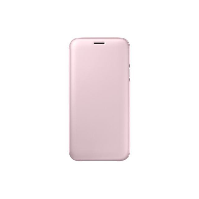 Samsung Flip Wallet Galaxy J7 2017 - Rose