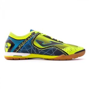 Chaussure de futsal Joma Evo Flex Green-Blue hGXzipKODe