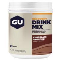 Gu - Boisson isotonique Recovery Brew chocolat granité en pot