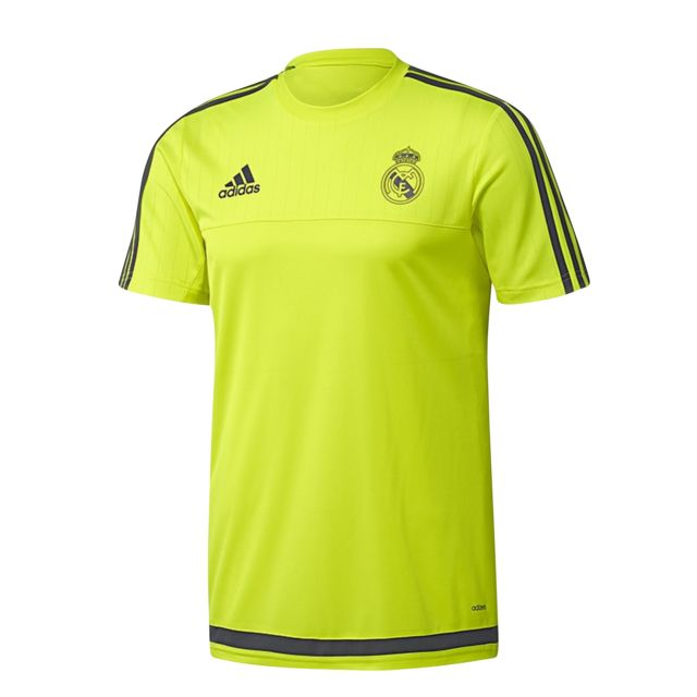 maillot entrainement Real Madrid solde