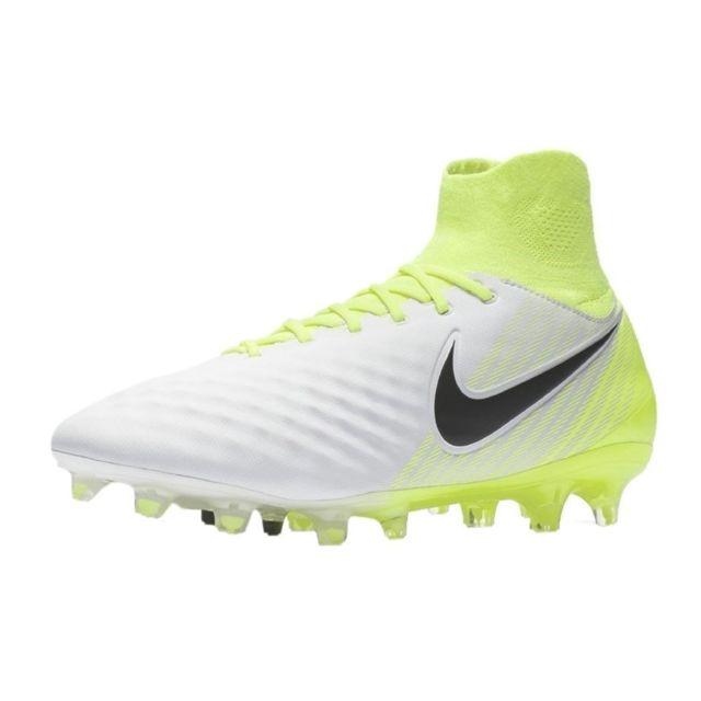 Nike - Magista Orden Ii Fg Jaune
