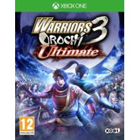 Xbox One - New Et Sealed! Warriors Orochi 3 Ultimate Microsoft Game