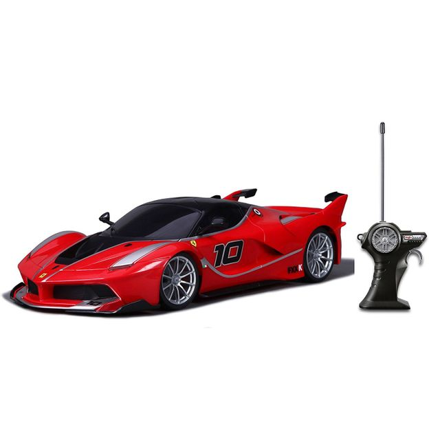 maisto voiture radiocommand e ferrari fxx k 1 14 pas cher achat vente voitures rc. Black Bedroom Furniture Sets. Home Design Ideas