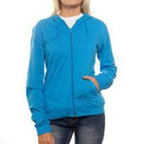 Newoutwear - Sweat New OutWear Capuche L030046 Turquoise