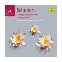 Deutsche Grammophon - Schubert : les derniers Quatuors à cordes - Quintette à cordes D. 956