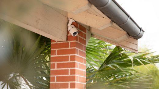 Caméra de sécurité extérieure Wifi