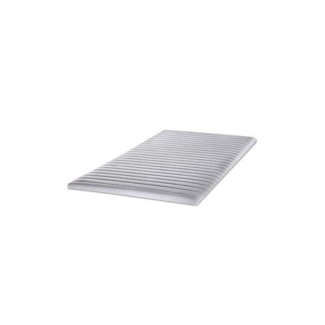 Revance Surmatelas ergonomique 6 zones 80 x 200 cm