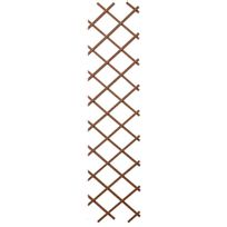 GARDMAN - Panneau treillis en bois 30 x 180 cm