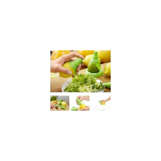 Alpexe Presse citron automatique - Spray a citron