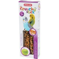 Zolux - Crunchy Stick Perruche Millet/Pomme