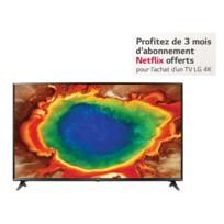 LG - TV LED 49'' 123cm - 49UJ630V