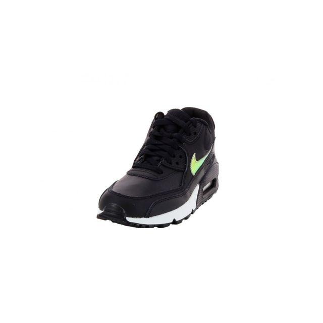 284bc4c838e77 Nike - Basket Air Max 90 Junior - 307793-096 - pas cher Achat ...
