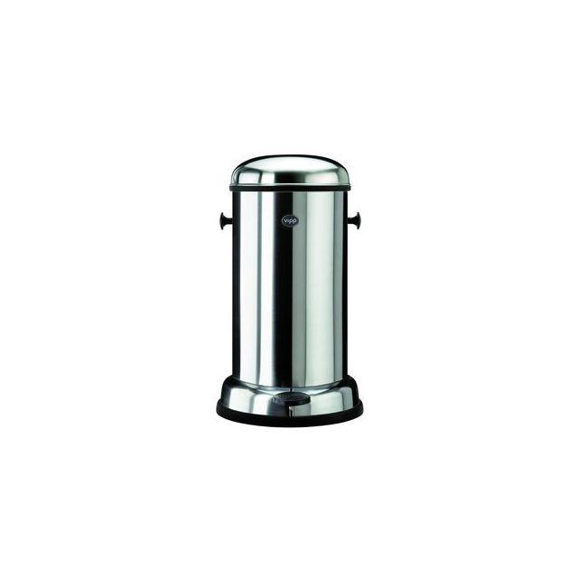 Poubelle Vipp vipp - poubelle à pédale inox - pas cher achat / vente poubelles