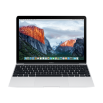 APPLE - MacBook 12 Retina - 256 Go - MLHA2FN/A - Argent