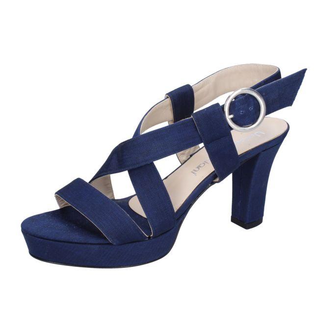 Umberto Luciani sandales Femme