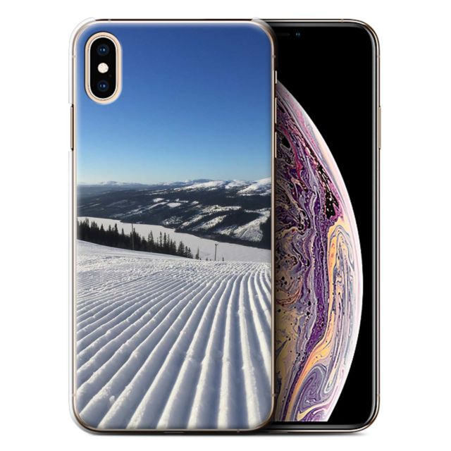 coque iphone xs ski