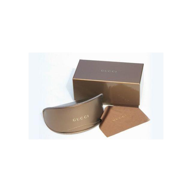 6361d54b0d2ccb Gucci - Lunette de soleil Etui , collection Etui - pas cher Achat   Vente  Lunettes Tendance - RueDuCommerce