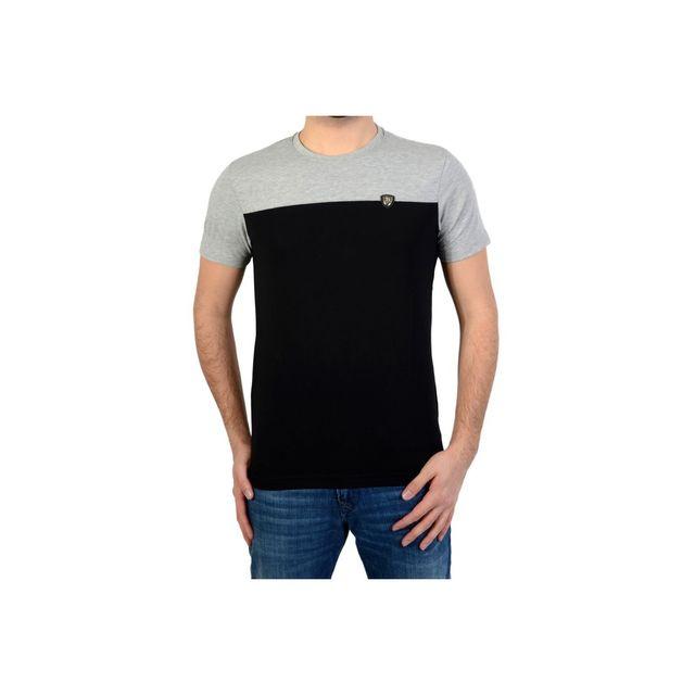 c2f91249 Tee-shirt Zeus Warner Noir/Gris