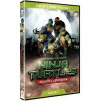 Clear Vision - Les Tortues Ninja : La Nouvelle Génération - Saison 1