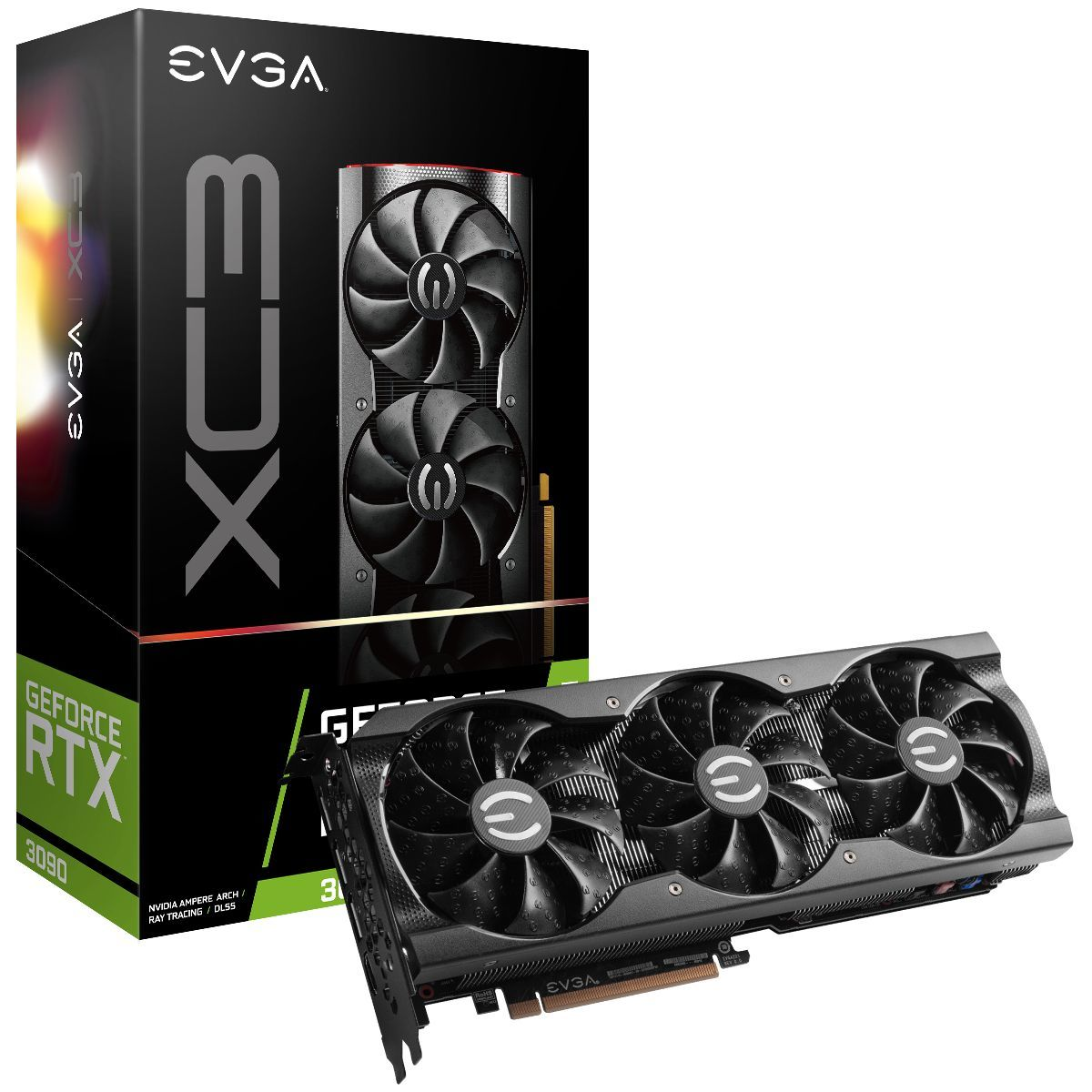 GeForce RTX 3090 XC3