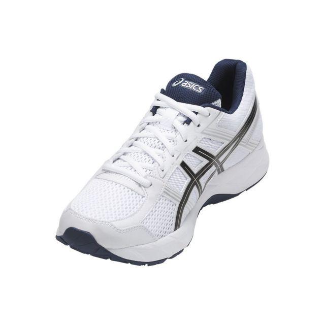 Asics - Basket Gel Contend 4 - Ref. T715N-0190 Blanc