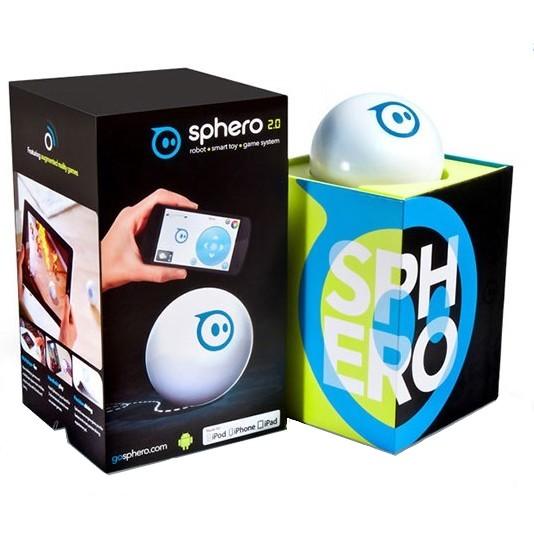 Robot interactif et multimédia Sphero 2.0