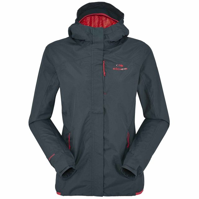 Camping-Flaschen & Thermoskannen Camping & Outdoor Veste Salomon La Cote 2l Jkt M Black Forged Iron