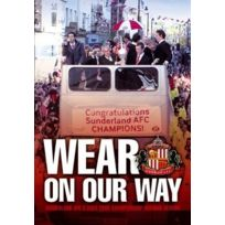 Duke Marketing - Sunderland Afc - 2004/2005 Season Review - Wear On Our Way IMPORT Dvd - Edition simple