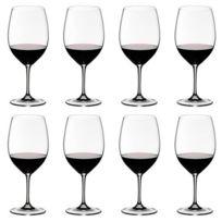 Riedel - Verres à vin Vinum Bordeaux 0,61 L - 8 p