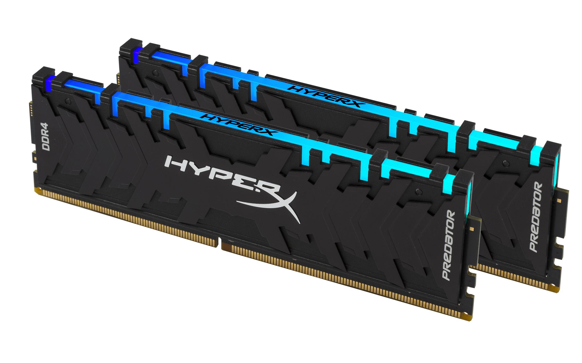 Kit mémoire RAM DDR4 PC4-25600 HX432C16PB3AK2/16