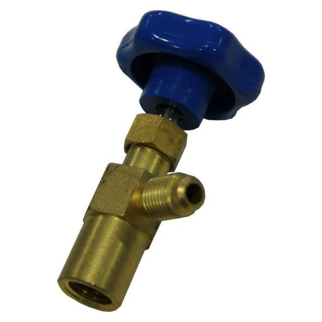 Multitanks Robinet autopercant pour canette - R12