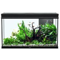 Aquatlantis - Aquarium Expert Led 248 Litres 100X40 Cm Noir
