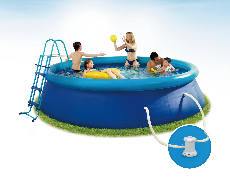 carrefour piscine autoportante ibiza dia 3 66m x h 0 91m ronde x pas cher. Black Bedroom Furniture Sets. Home Design Ideas