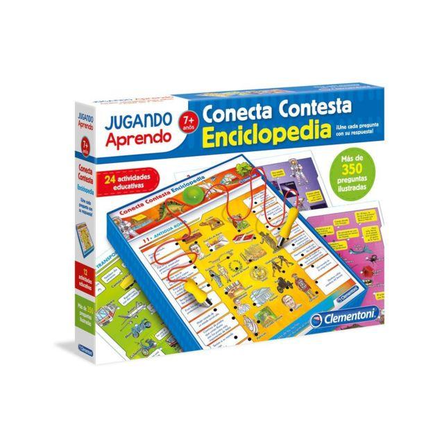 CLEMENTONI - Encyclopédie Connect-Answer