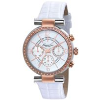 Kenneth Cole - Montre Cuir