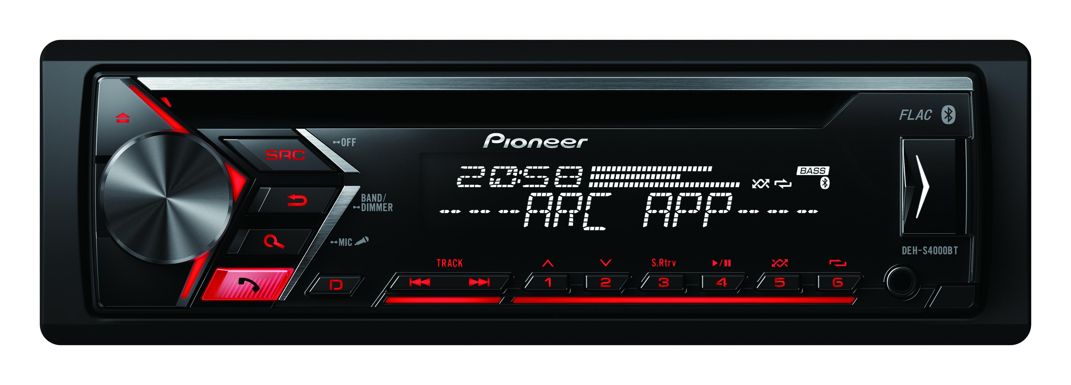 Autoradio DEH-S4000BT