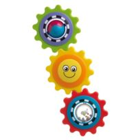 Playgro - Rattle Twirly Trio 12M + - 647 - Jaune Pg-298764