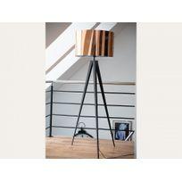 Beliani - Lampadaire design - luminaire - lampe de salon - cuivre - Stiletto
