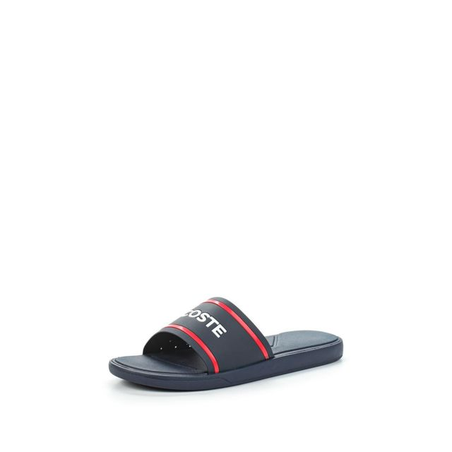 a5e44318c9 Lacoste - Sandale L.30 Slide 118 2 Cam - Ref. 735CAM0061144 - pas ...