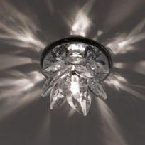 Eglo - Encastre Luxy chrome 1x20w - Lighting - 88967