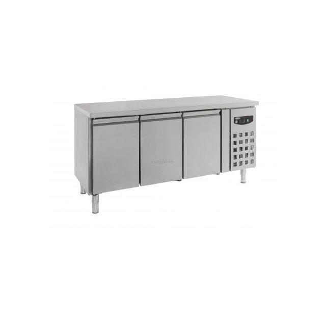 Combisteel Table réfrigérée positive 3 portes - Positive 700