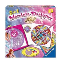 Ravensburger - Mandala Designer - Winx movie