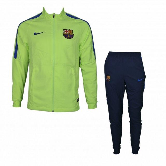 Nike - Survêtement de football Fc Barcelona - 808949-368 - pas cher ... 5f187ec77d2