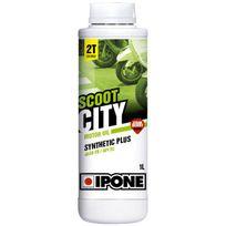 Ipone - Scoot City Fraise - Synthetic Plus - 1 Litre 2T