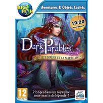 Just For Games - Dark Parables 8 : La Petite Sirene et la Marée Mauve Jeu Pc